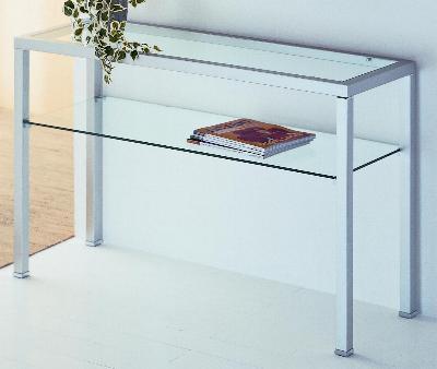 Arredamento mobili d 39 ingresso consolle arredamento mobili for Mobili in metallo