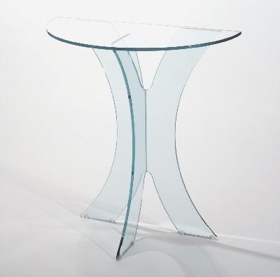 Arredamento tavolo consolle tavolo consolle arredamento for Consolle in vetro per ingresso
