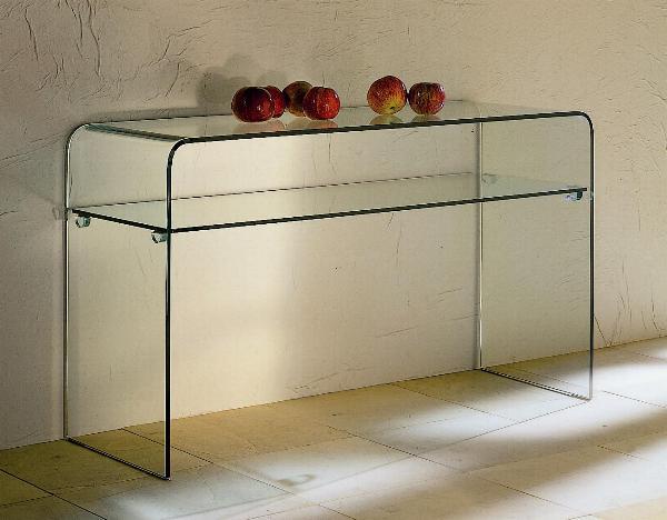 Consolle moderne tavolo consolle consolle moderne tavolo for Consolle di cristallo