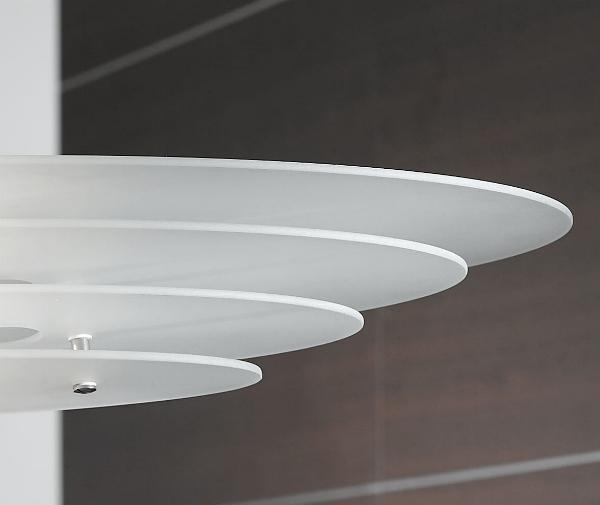 Lampadari illuminazione lampade da soffitto in cristallo o for Lampadario da soffitto