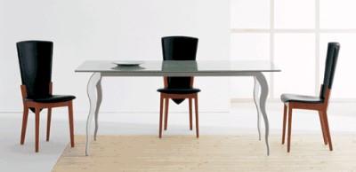 Tavolo da ufficio Tavolo Centauro Design moderno per un ufficio giovane