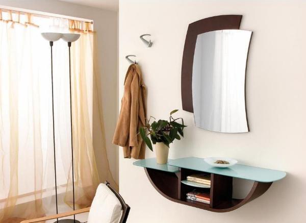 Mobili complementi arredamento per ingresso composizione - Specchi da arredo moderni ...