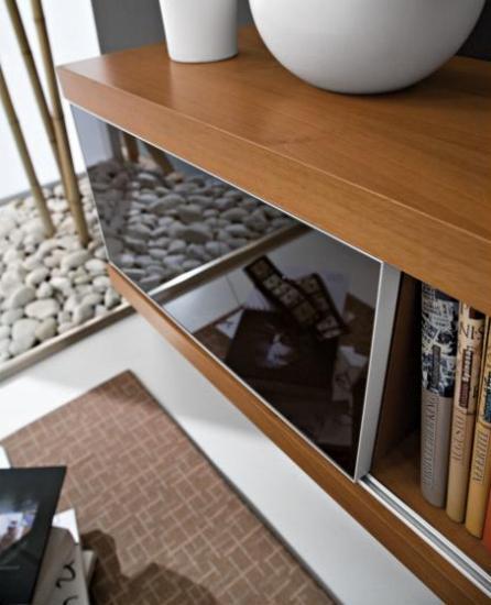 mobili per ingresso in vetro ~ idee di design per la casa e ... - Mobili Ingresso Ondula