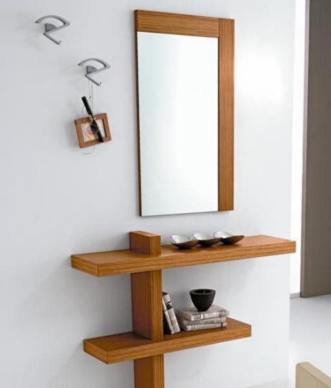 Mobili arredamento mobili arredamento per ingressi for Consolle arredamento moderno