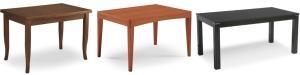 Tavoli in legno allungabili