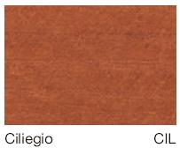 Finitura colore del tavolo rotondo Paisà