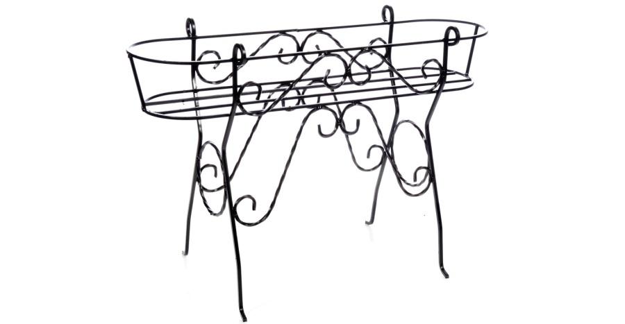 Fioriere portavasi fioriere porta vasi fioriere for Fioriere in ferro