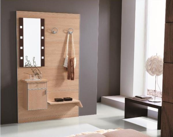Arredamento arredamento mobili da ingresso in legno - Mobili divisori per ingresso ...