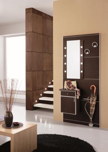 Arredamento arredamento mobili da ingresso in legno - Mobili per ingressi moderni ...