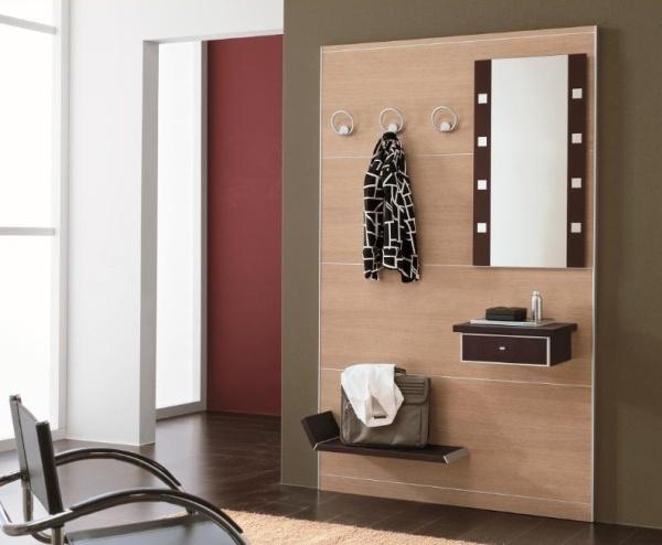 Arredamento arredamento mobili da ingresso in legno for Idee ingresso casa moderna