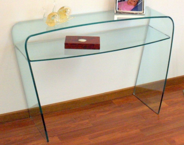 Arredamento consolle moderna tavolo consolle arredamento for Consolle in vetro per ingresso