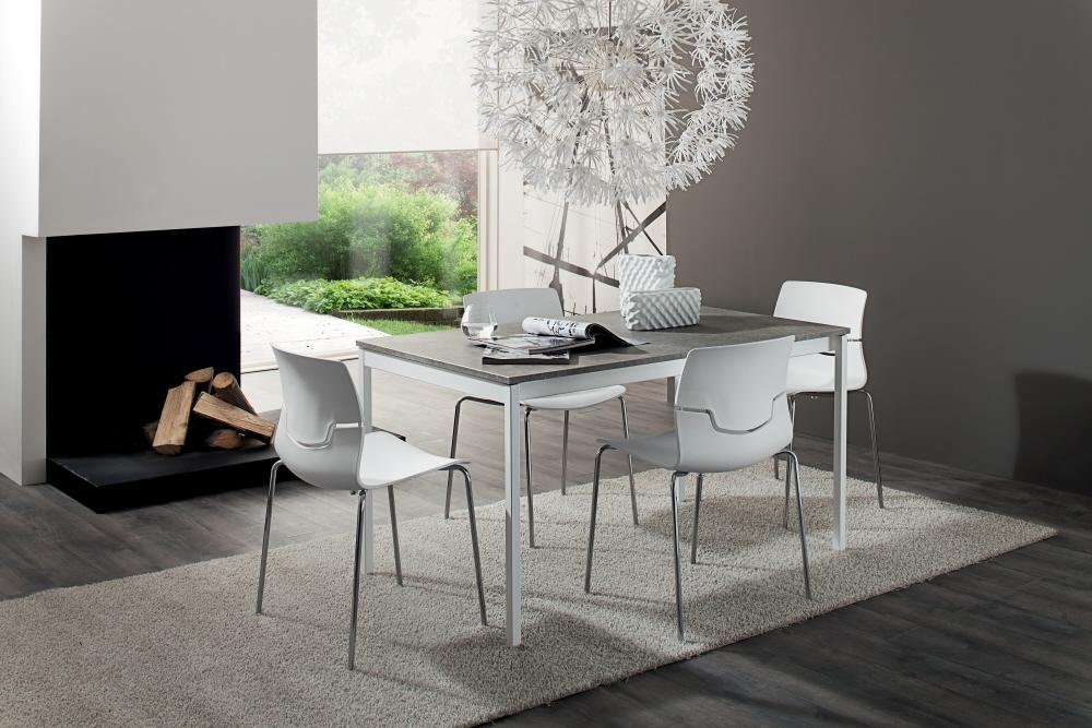 Tavoli Da Salotto Allungabili : Tavolo daniele allungabile. tavolo da salotto da pranzo