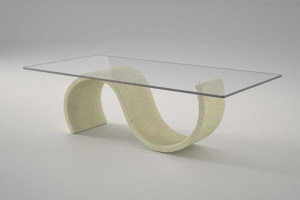 Tavolo Marmo E Cristallo.Tavolo In Marmo Da Salotto Crono Art 416