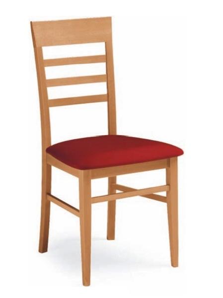 Sedie da cucina con seduta imbottita sedie da cucina - Sedie da cucina in legno ...