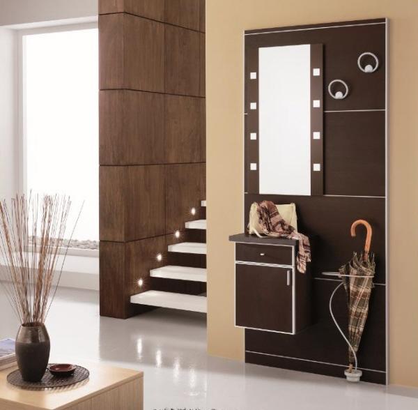 Complementi arredo arredamento composizione dinamika for Ingresso casa moderno
