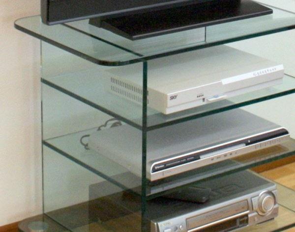 Carrelli porta TV in vetro Porta TV Just Elegante carrello porta TV ...