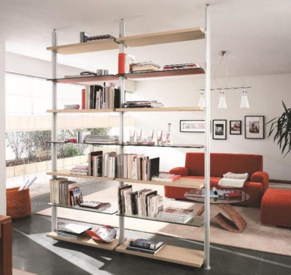 Arredamento librerie vendita arredamento libreria vendita - Mobili divisori per ingresso ...