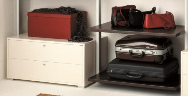 Ingresso mobili Cassettiera Cassettiera per cabina armadio - Natasha