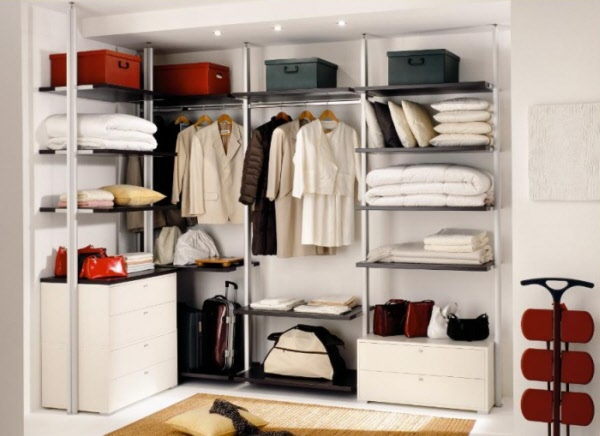 Ingresso mobili cabina armadio cabina armadio natasha - Cassettiera per cabina armadio ...