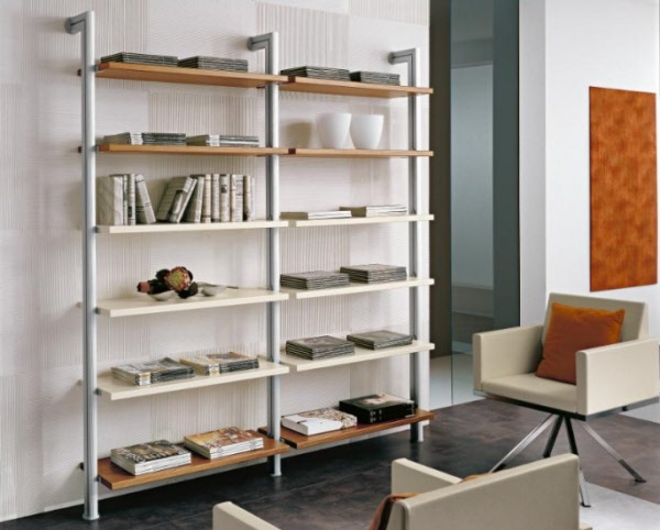 Libreria per gets libreria componibile a spalla viro design