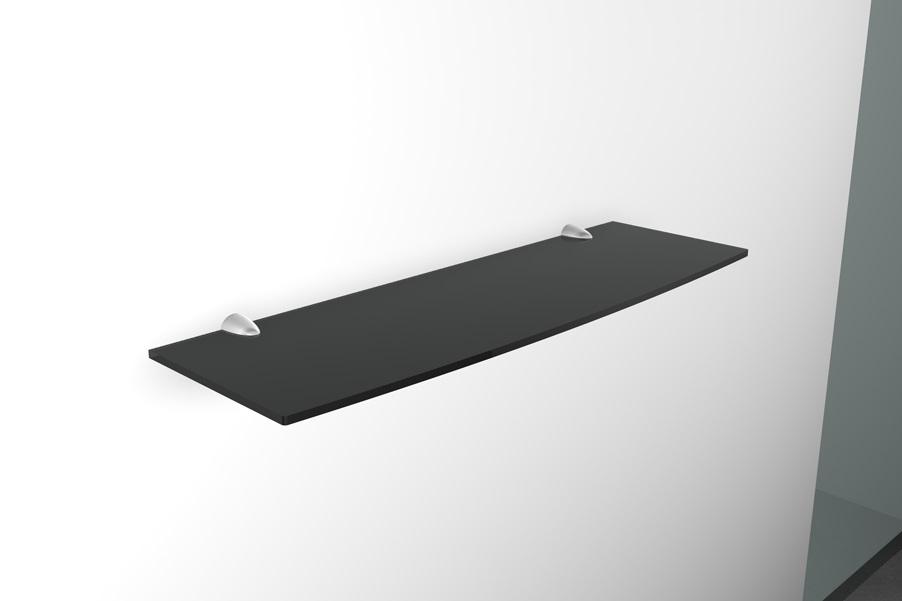 Mensole Di Vetro Prezzi.Mensole Design In Legno Vetro Moderne Mensole Particolari