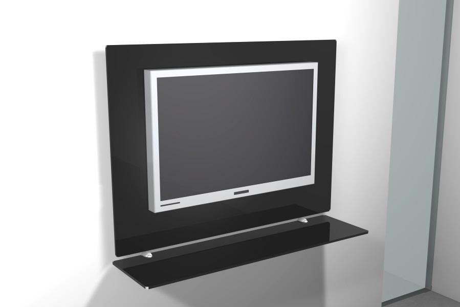Mobile porta tv da parete lcd porta tv lcd kilt for Mobile parete tv