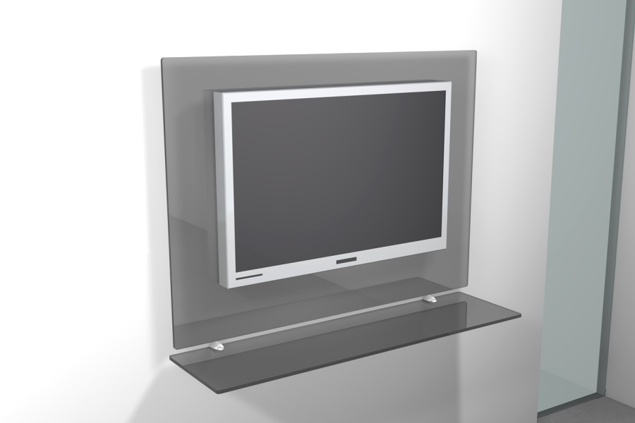 Mobile porta tv da parete lcd porta tv lcd kilt - Mobile tv a parete ...