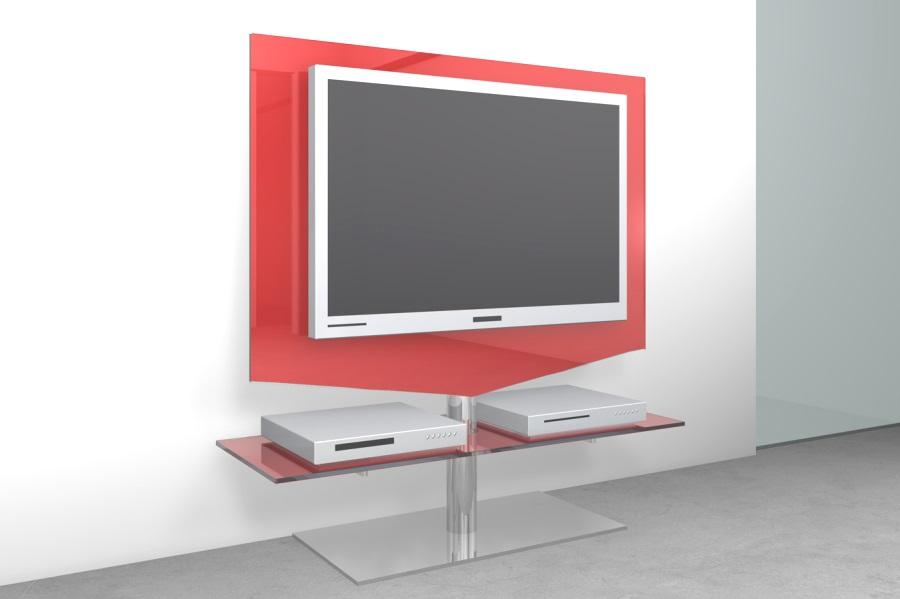 Porta TV LCD Schiena