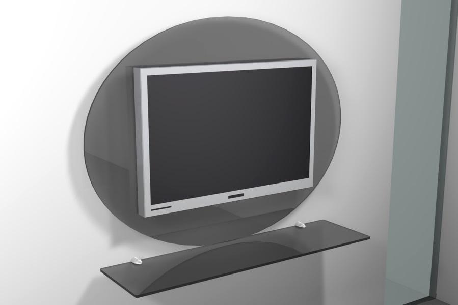 porta tv da parete lcd porta tv lcd kilt ovo. porta tv da parete