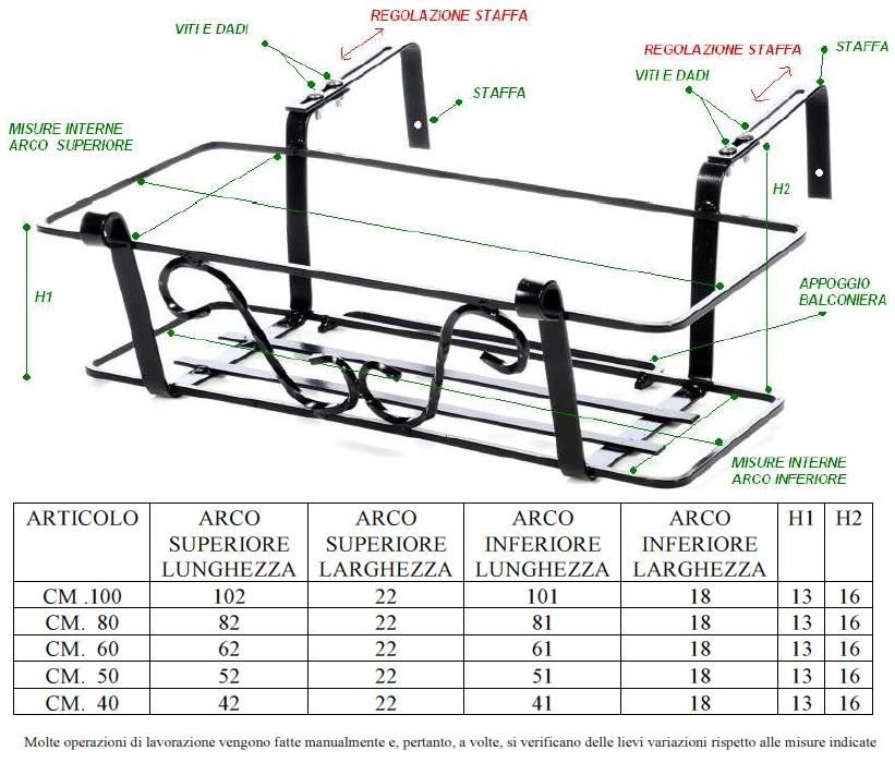 Fioriere in metallo da esterno fioriera da esterno worldcaa for Portavasi da balcone regolabili