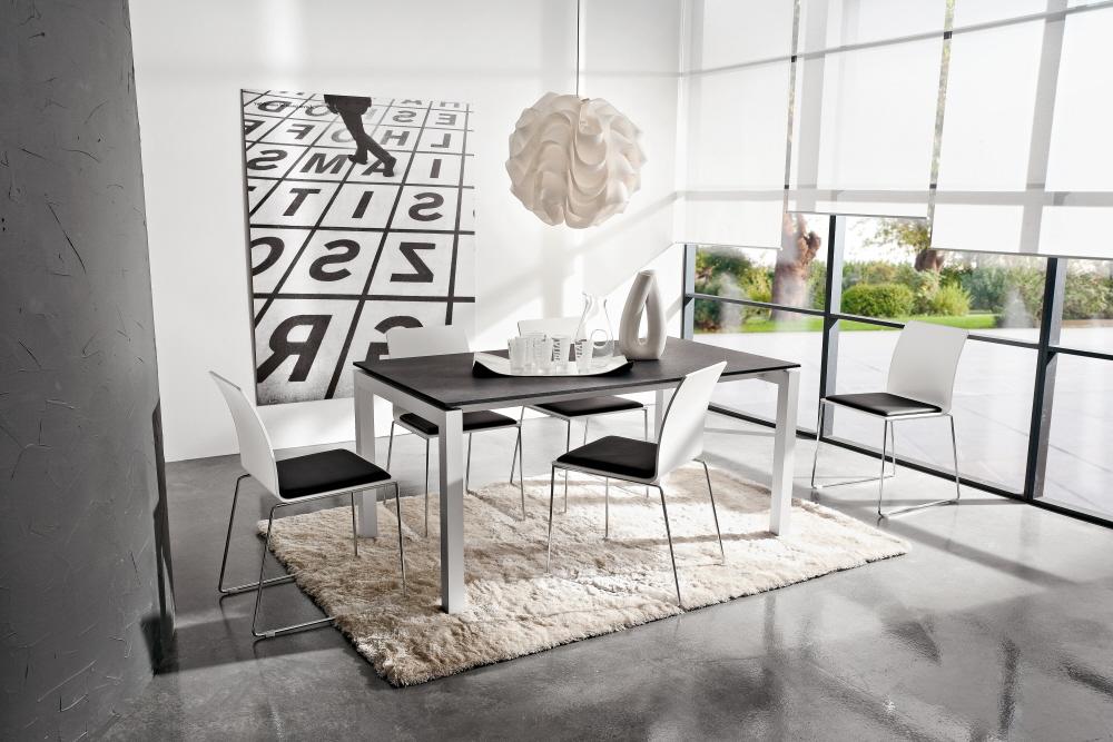 Sala da pranzo tavolo per sale da pranzo moderne worldcasa - Sale da pranzo moderne ...