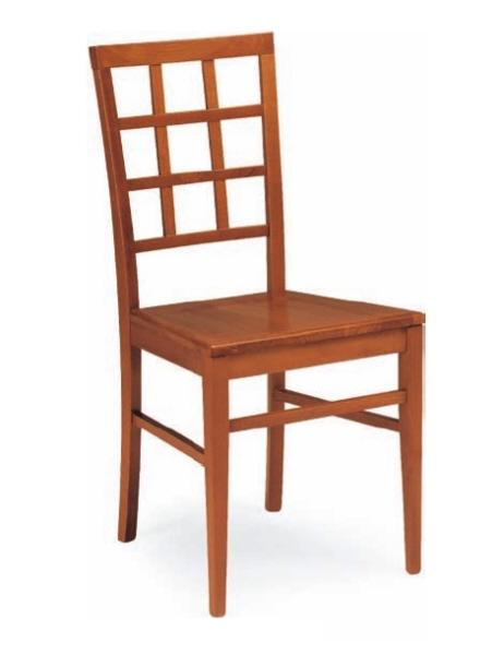 Sedie con seduta in legno sedia moderna da cucina con for Sedie in legno da cucina