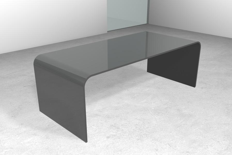 Tavolo vetro nero | Higrelays