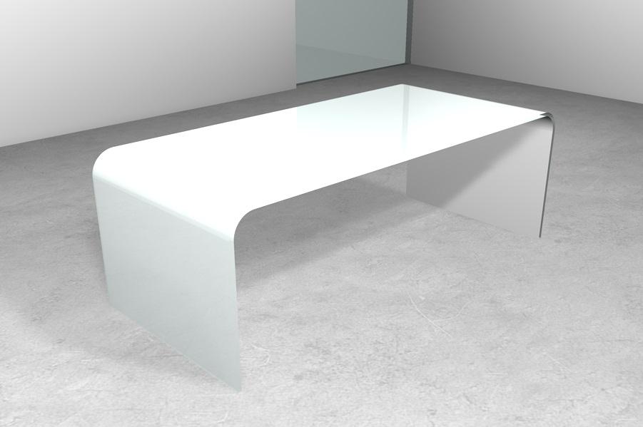 ponte Tavolini in vetro design Tavolo Ponte Tavolini in vetro