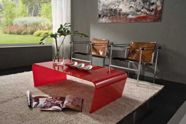 Tavolini in vetro design tavolo iris tavolini in vetro for Offerte mobili salotto