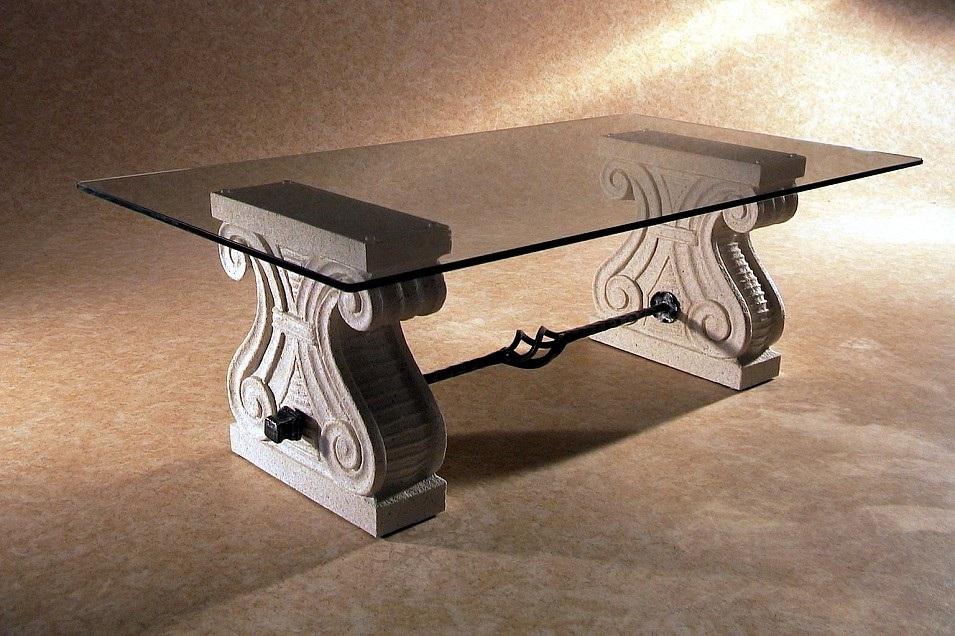 Tavolino Da Salotto In Marmo.Tavolino Da Salotto In Aglomerato Di Marmo Tavolino Da Salotto Platone