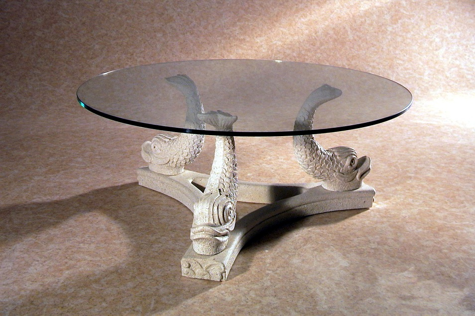 Tavolini Da Salotto Di Marmo : Tavolino da salotto alfeo tavolino da salotto in aglomerato di marmo