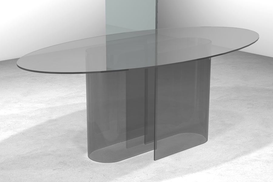 Casa moderna roma italy tavoli per sala da pranzo moderni for Produttori tavoli allungabili