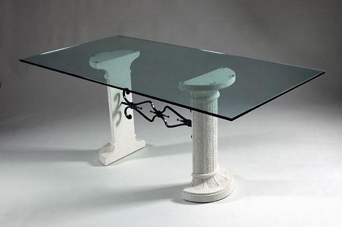 Da Pranzo Marmo : Tavoli in marmo da pranzo classici Tavoli da salotto ...