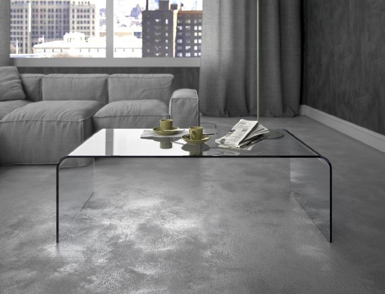 Tavoli in vetro Tavolini in vetro da salotto Prezzo Vendita