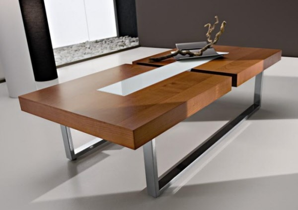 Tavoli tavolini in legno tavolo julie tavoli tavolini in for Tavolo legno acciaio