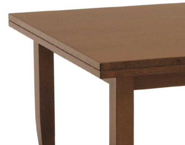 Il tavolo ribaltabile arte povera tavolo quadrato - Tavoli in arte povera allungabili ...