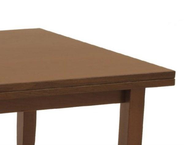 Il tavolo ribaltabile Arte Povera Tavolo quadrato