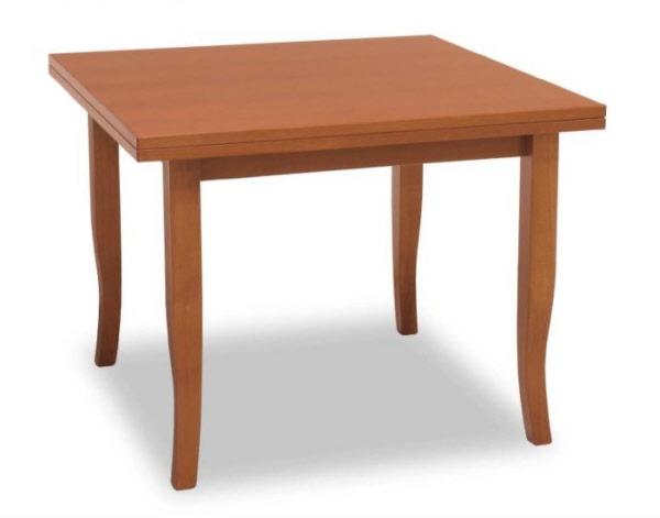 TAVOLO ARTE POVERA Tavolo in legno di faggio ribaltabile ...
