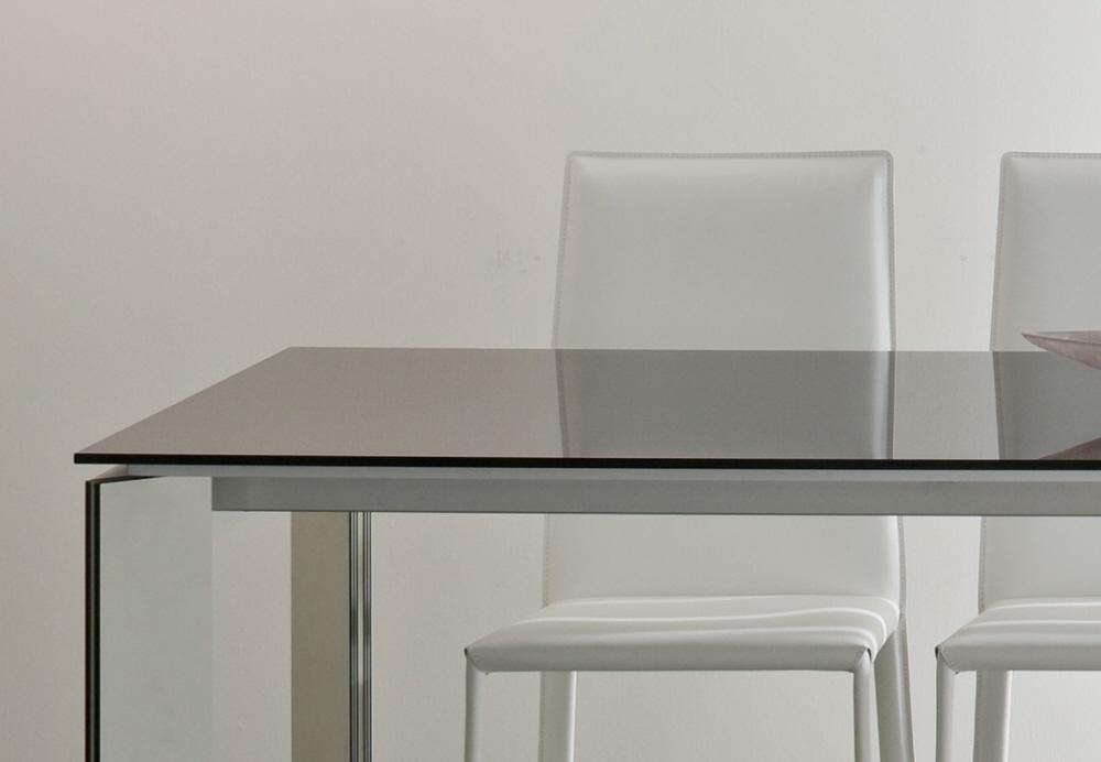 Tavoli da soggiorno in legno moderni tavolo soggiorno cucina - Tavoli ribaltabili a parete ...