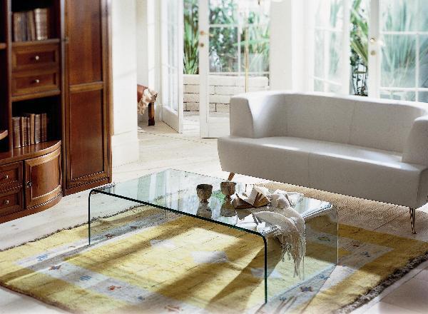 Tavolini Di Vetro Design.Tavolini In Vetro Design Tavolo Ponte Tavolini In Vetro Design