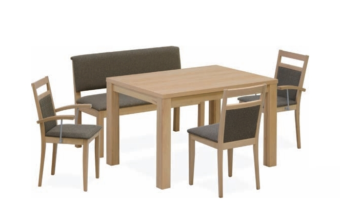 Sedie da cucina con seduta imbottita sedie da cucina for Sedie da cucina trasparenti