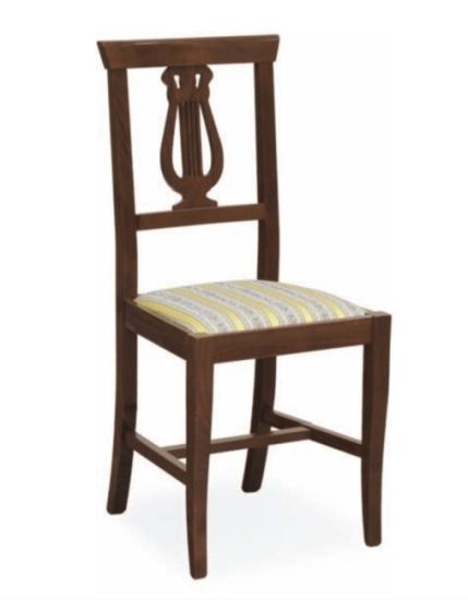 Sedia in legno sedia rustica sedia in legno di faggio con for Amazon sedie soggiorno