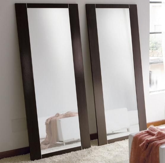 Vendita specchio moderno per entrate in metallo world casa - Specchi in camera da letto ...