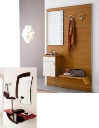 Casa moderna roma italy casa soggiorno - Mobili ingresso roma ...